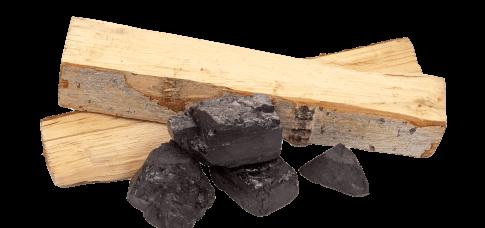 Уголь древесный из березы