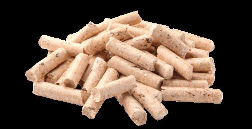 Древесные гранулы премиум